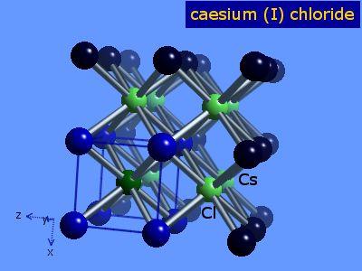Caesium Chloride