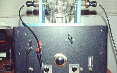 "Creation of the ""BEAM RAY"" Machine in 1938"